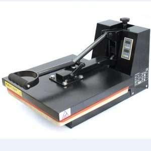 Flat Clamshell heat press