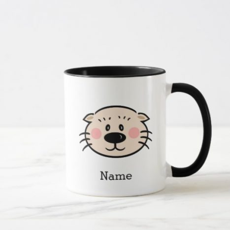 Sublimation Ceramic Two Tone Color Mug 11oz