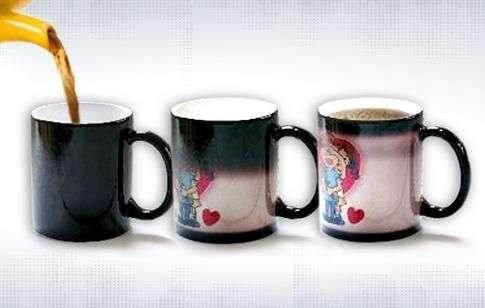 11oz Color Changing Mug Glossy