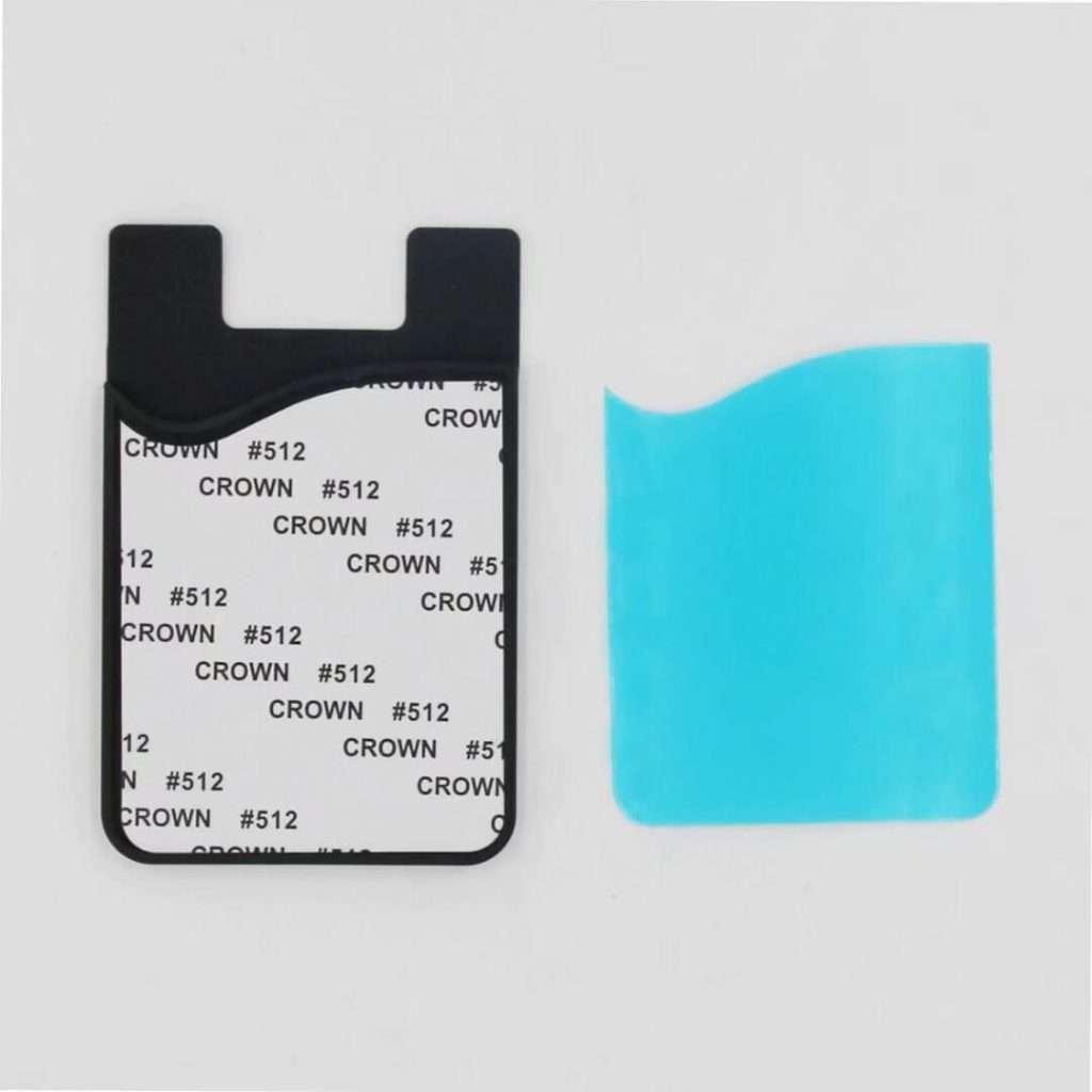 sublimation flexible phone caddy