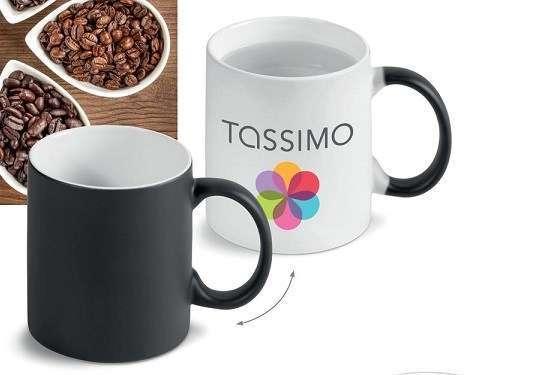 11oz Color Changing Mug Frosted