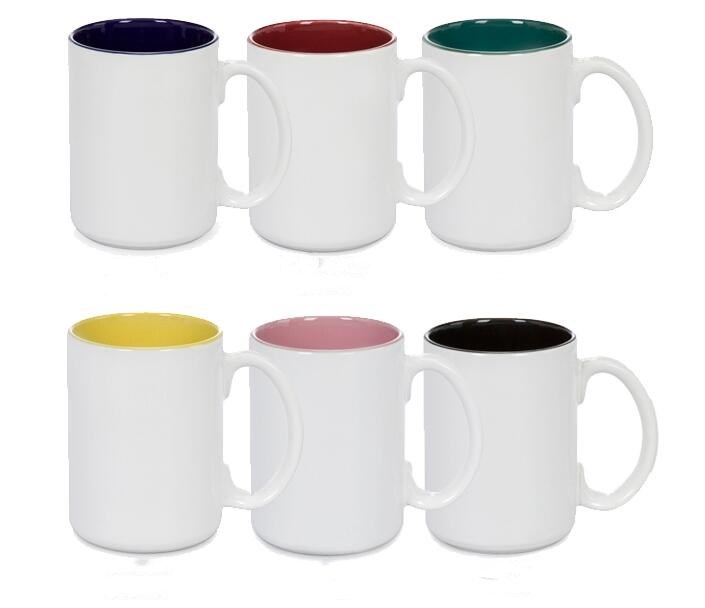 15oz inner Color MUG Blank_