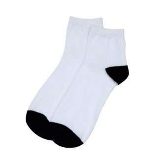 25cm Sublimation Polyester Socks for Men