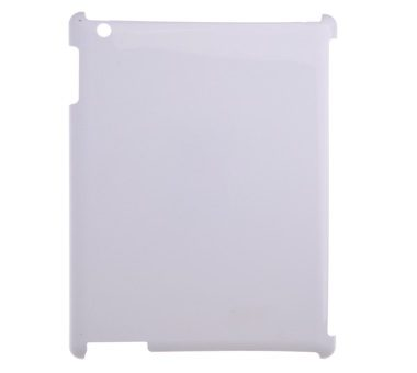 2D Sublimation Aluminum Sheet + Plastic Case  For  Ipad Mini2