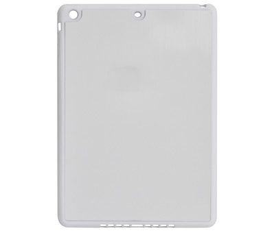 2D Sublimation Aluminum Sheet + Silicon Case  For  Ipad Air