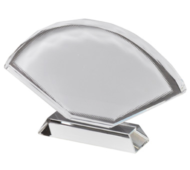 Sublimation Crystal,Fan,18*10CM
