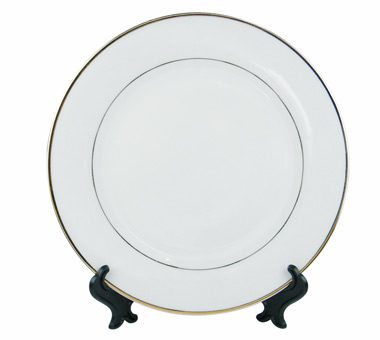 "6"" Sublimation Oval Metal Plate"