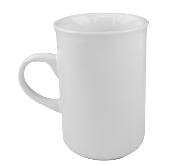 6oz Frosted Glass Mug