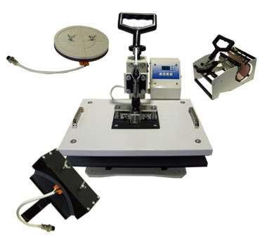 3D Sublimation Vaccum Machine