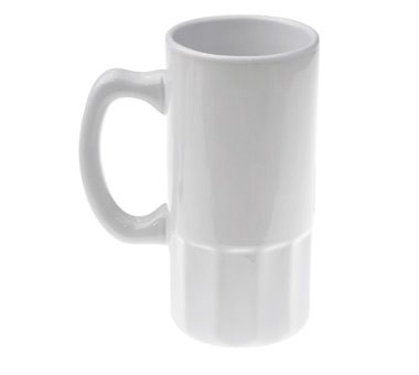 Sublimation 20oz Ceramic Beer Mug