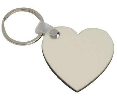 MDF Heart Shape Jigsaw Puzzle
