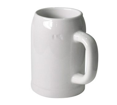 Sublimation 10oz White Mug Winsor