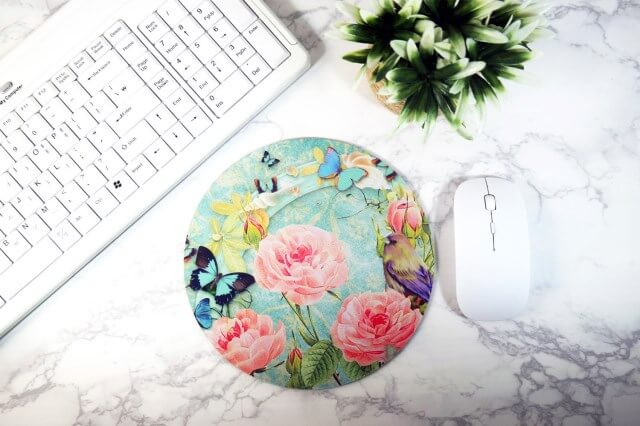 Sublimation Mouse Pad Round 5mm