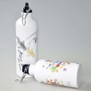 sublimation aluminum water bottle