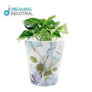 sublimation flower pot