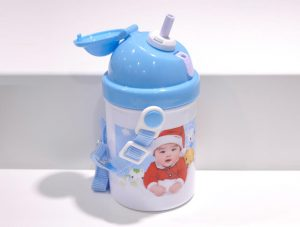 Sublimation Polymer Kid Water Bottle 400ml