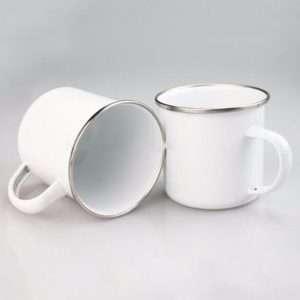 Stainless Steel Enamel mug