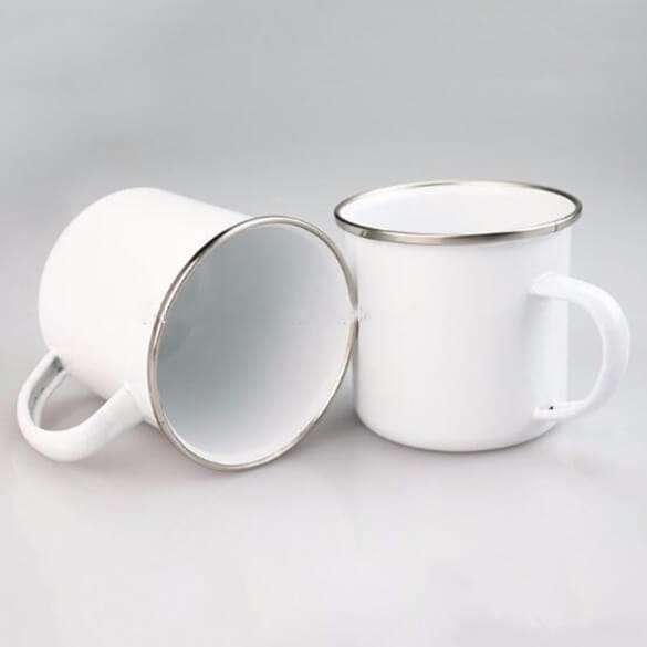 15oz Sublimation Ceramic White Mug