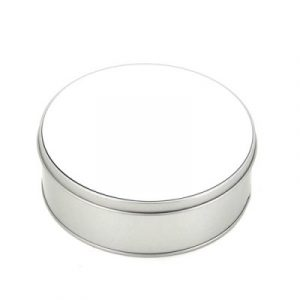 UBLIMATION Round METAL candy TIN