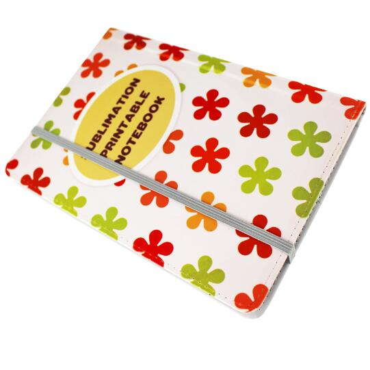 Sublimation Polyester Mole Notebook