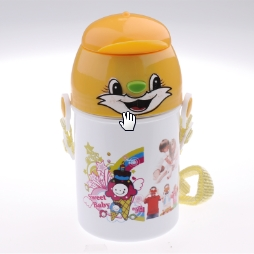 Sublimation Polymer Kid Water Bottle