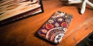 3D Sublimation Film Phone Case for iPhone 7 Plus