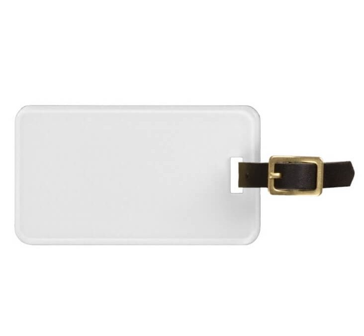Sublimation Key Ring-102
