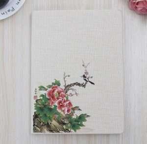 sublimation linen notebook