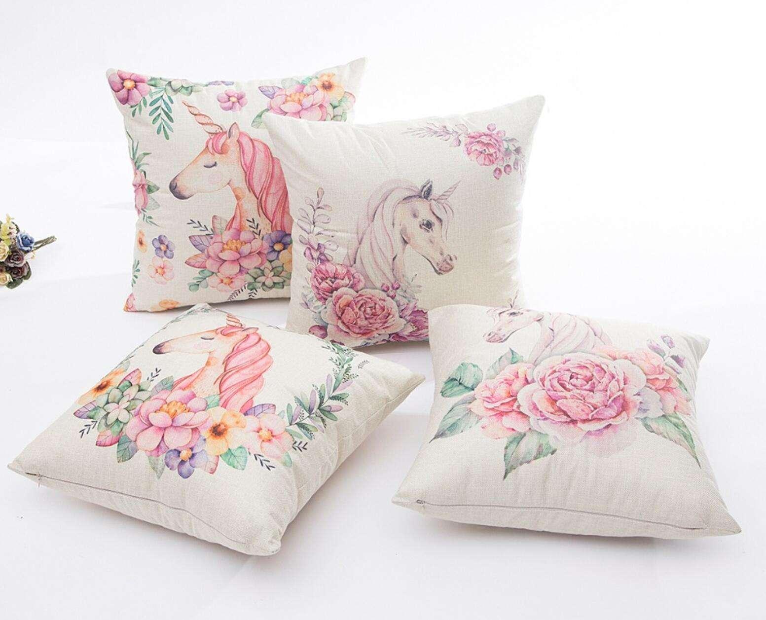 Sublimation Linen Cushion Cover