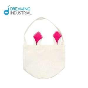 Sublimation Linen Easter Basket