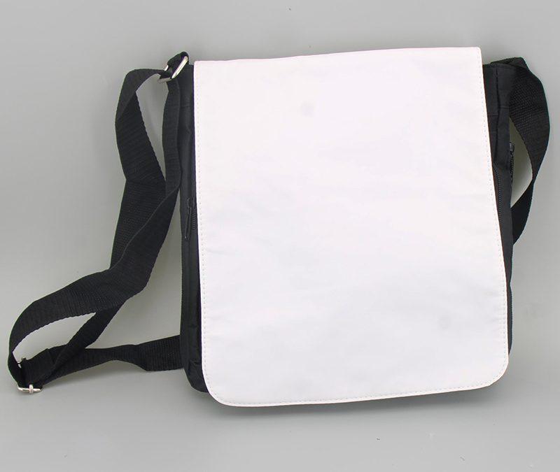 Sublimation Shoulder Bag Medium Size Sublimation Customized Polyester Bag