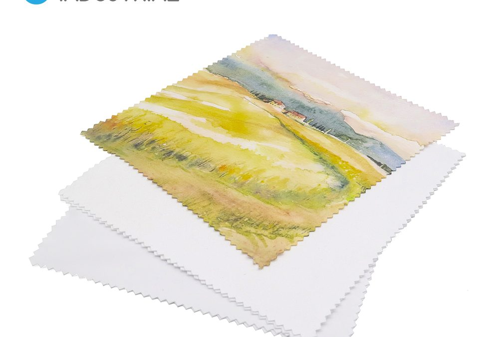 Sublimation Microfiber Lens Cleaning Cloth