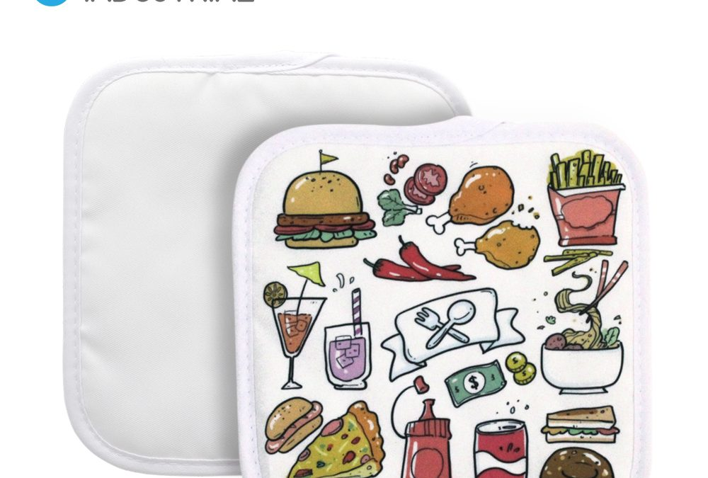Sublimation 6 inches Polymer Smooth Plastic Plate