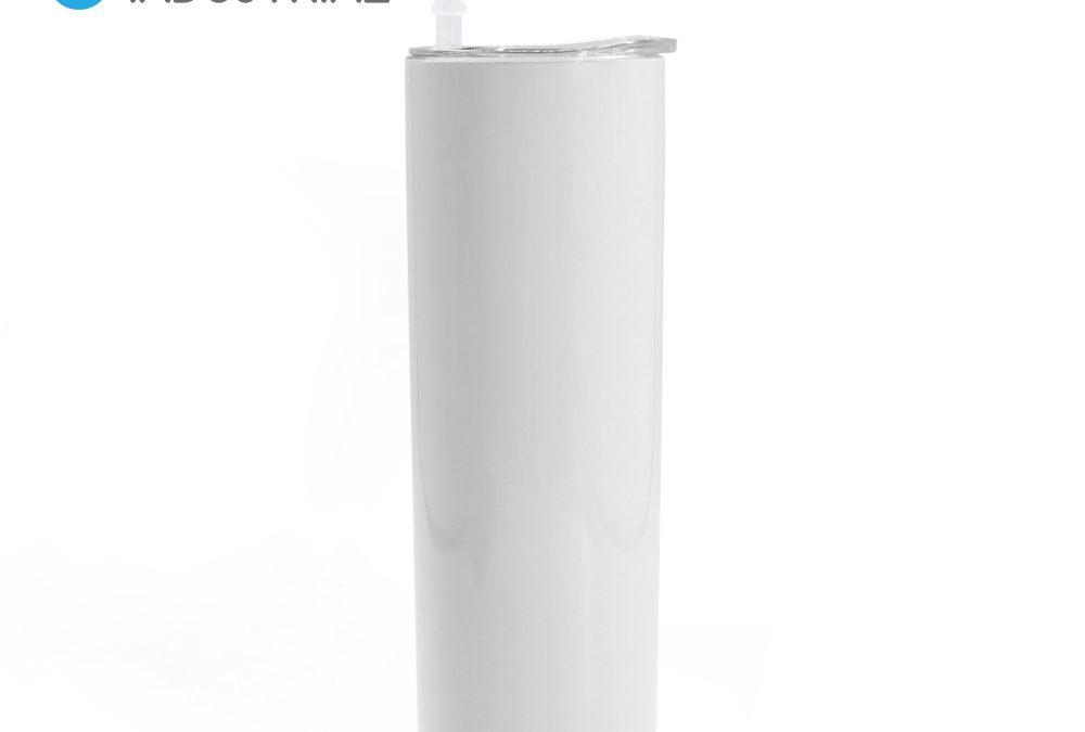 Dia 9cm Sublimation Ceramic Circle Mug Coaster Pad Round Cup Coaster Mat for Sublimation