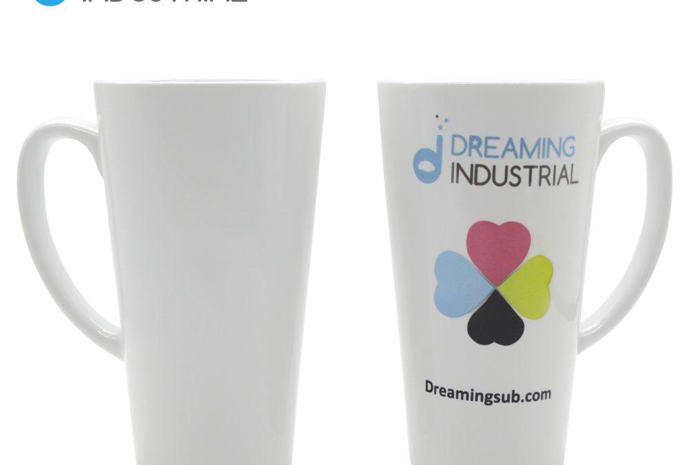 Sublimation PU Leather Mug Coaster Square Cup Coaster for Wedding