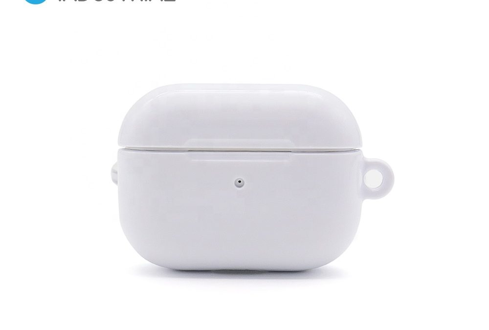3D Sublimation Blanks Cover for Air Pods Pro PC Coated Airpods Pro Case